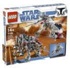 LEGO star wars 10195 Republic Dropship with AT OT Walker