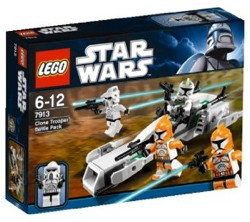 Lego Star Wars 7913 Clone Trooper Battle Pack