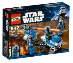Lego Star Wars 7914 Mandalorians Battle Pack