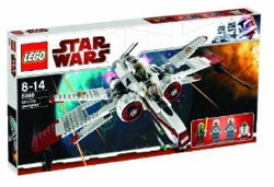Lego star wars 8088 ARC 170 Starfighter
