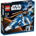 Lego star wars 8093 Plo Koon's Starfighter