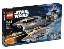 Lego star wars 8095 General Grievous Starfighter