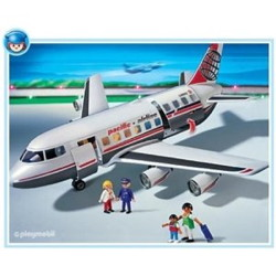 avion playmobil 4310