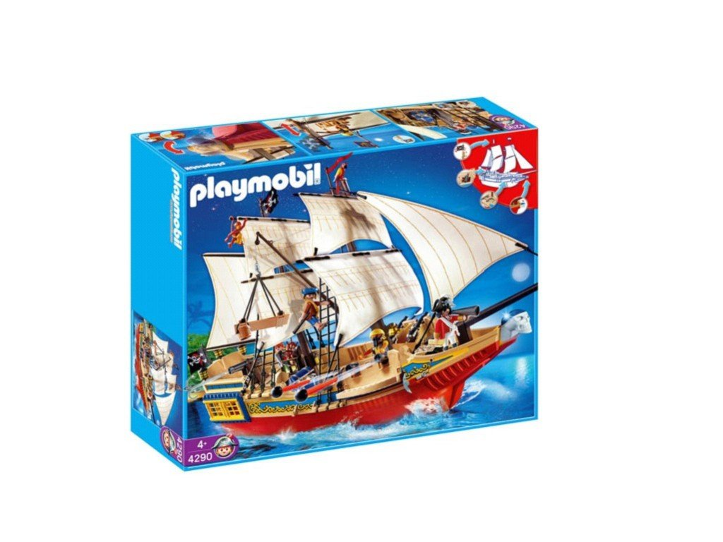 bateau pirate playmobil quels sont les mod les et. Black Bedroom Furniture Sets. Home Design Ideas
