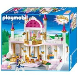 chateau princesse playmobil 4250