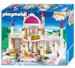 chateau princesse playmobil