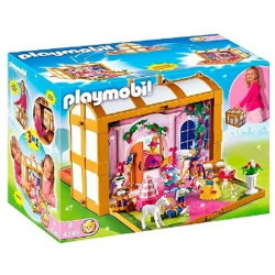 coffre princesse playmobil 4249