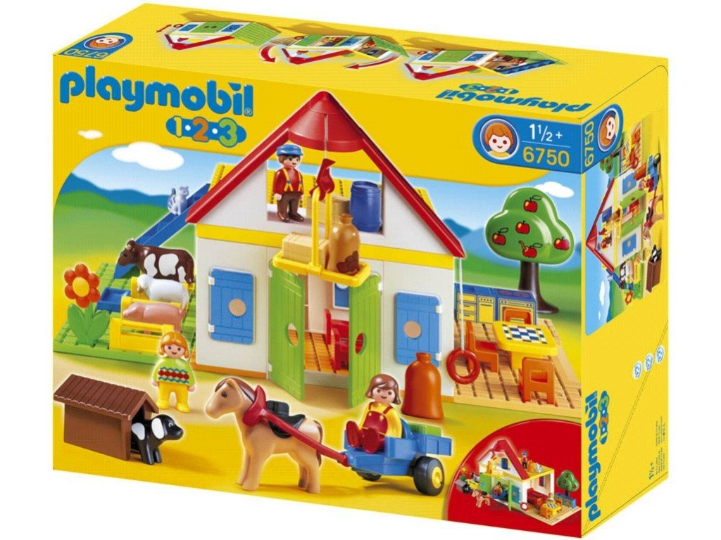 ferme playmobil d couvrez les sets et figurines de la vie. Black Bedroom Furniture Sets. Home Design Ideas