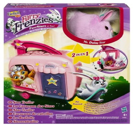 furry frenzies la caravane des stars ms daisy