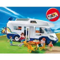 grand camping car playmobil 4859
