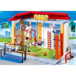 gymnase playmobil