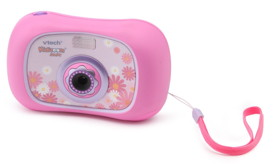 kidizoom junior 3 en 1 rose