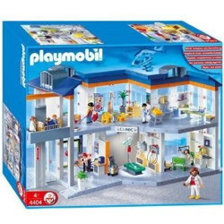 le grand hopital playmobil 4404
