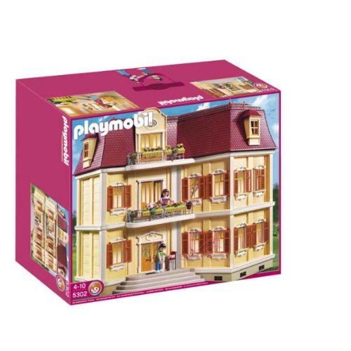 quelle maison playmobil acheter zoom sur les maisons. Black Bedroom Furniture Sets. Home Design Ideas