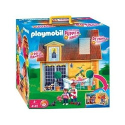 maison transportable playmobil 4145
