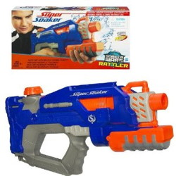 nerf super soaker wars rattler