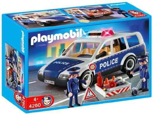 le th me playmobil police quels mod les et comment choisir. Black Bedroom Furniture Sets. Home Design Ideas