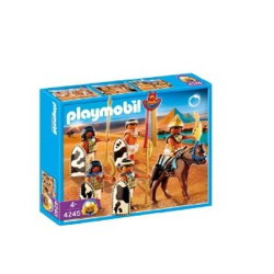 soldats egyptiens playmobil